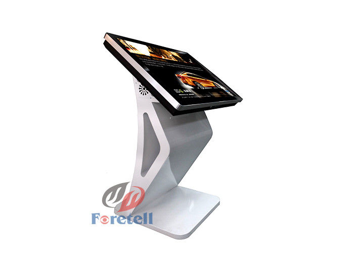 Interactive Multi Touch Screen Monitor LCD For Information Self Service Kiosk